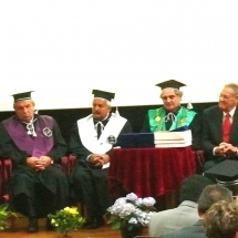 Jules Janick - Doctor Honoris Causa Ceremony